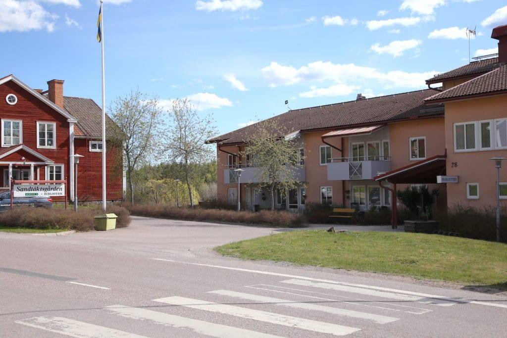 Äldreboende Bjursås Sandtäktsgården