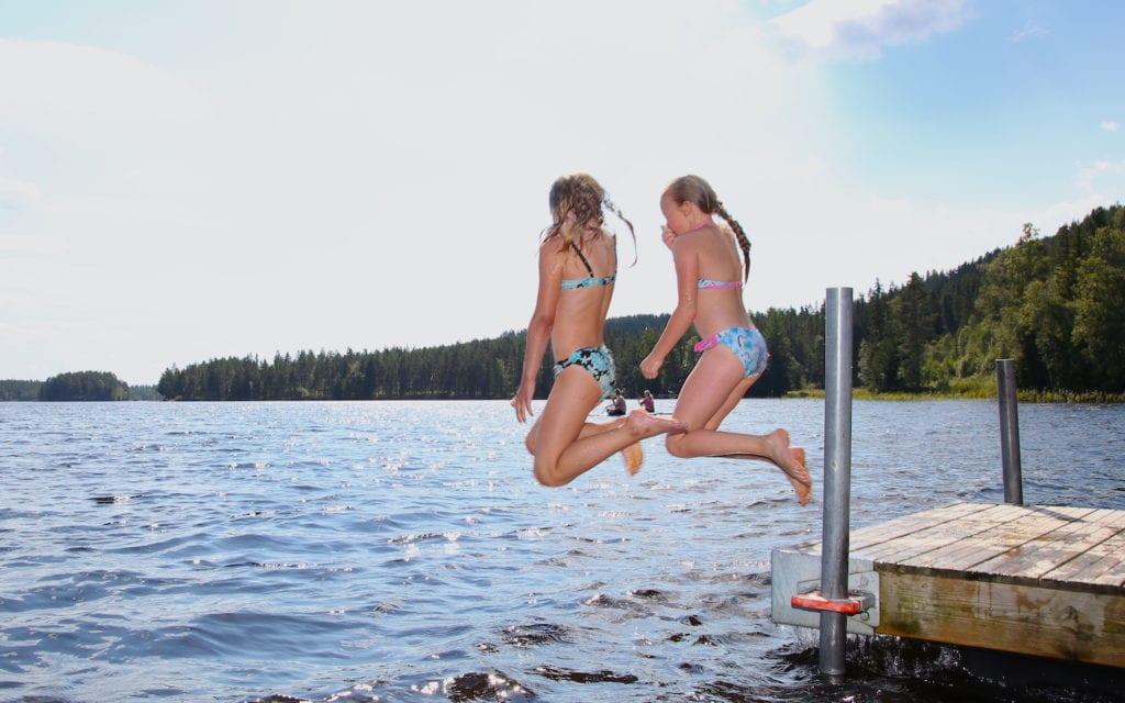 Bada i Bjursås